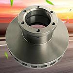 China zhongyun OEM brake pad disc, front brake disc, disc brake plate wholesale