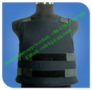 China puncture proof vest/ stab resistant vest/ knife resistant vest/police stab resistant clothing wholesale
