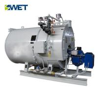China 4t/h Gas Oil Boiler 334Nm3/h Gas Consumption for Dyeing industry wholesale