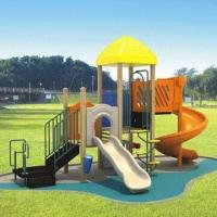 China Playground Equipment, Made of Environment-friendly Materials, Non-poisonous wholesale