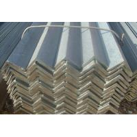 China Industrial Unequal Steel Angle Bar ASTM A36 , Q235 , Hot Rolled Steel Angles on sale