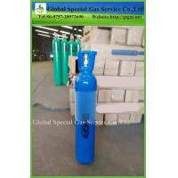 China high pressure steel cylinder 40 L empty seamless gas cylinder made in China wholesale