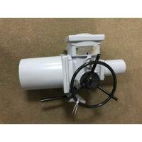 ON / OFF Multi Turn Actuators , Modulating Valve Actuator  High Torque CE ISO Approved