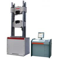 China Electro Hydraulic Servo Universal Testing Machine ± 1% Force Accuracy wholesale