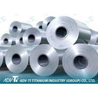 China Hot Rolled Titanium Strip Coil Grade 5 ASTM B265 For Medical wholesale