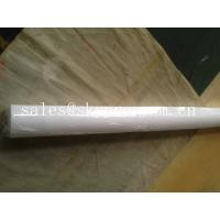 China Silicone rubber sheet for solar energy laminating machine maximum 3.8m wide wholesale