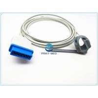 China TS-F4-GE Datex Ohmeda S / 5 Adult Spo2 Sensor Peidatric 11 Pin Medical TPU Material wholesale