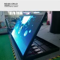 China P6 , P8 , P10 Front Service Fixed Led Display ,  Large LED Screens wholesale