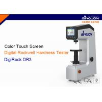 Buy cheap Touch Screen Digital Rockwell Hardness Tester With Motorized Loading Control from wholesalers