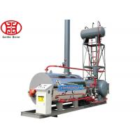 China Skid Mounted Type Oil Heating Boiler High Efficiency Oil Boiler Full Automatic wholesale