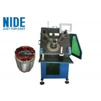 China Semi Automatic DC Motor Coil Inserting Machine Single Working Station on sale