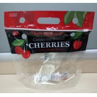 Quality fresh fruit grape bag with handle and holes