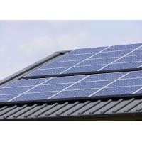 China Low Iron Poly Solar Cell Panel 1950x992x45 Mm Dimension For PV Greenhouse wholesale