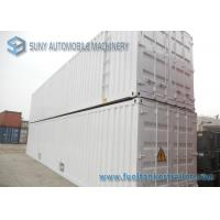 China 40 FT Mobile Refuel Station Container 36000L Oil Tank with Digital Dispensor wholesale