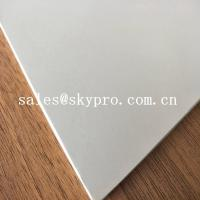 China Silicone Rubber Sheet Roll Customized Flexibly Natural SBR Rubber Latex Sheet wholesale