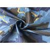 China 100% Nylon Large Graphic Print Fabric Irregular Geometry Pattern For Sports Wear wholesale