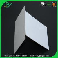 Quality Duplex Board Both Sides White Coated/White Back Duplex Board/Double White Duplex Paper for sale