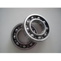 China Chrome Steel Deep Groove Ball Bearing 6005 2RS, 6005 ZZ wholesale