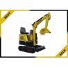 China 900kg Construction Equipment Excavator Flexible And Convenient  Manipulation Koop Engine wholesale