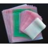 China Durable pink Zip Lock Plastic Bag fashion plastic grocery bag wholesale