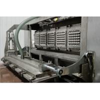 China Automatic Energy Saving Paper Pulp Molding Machine For Molded Pulp Fruit Tray wholesale