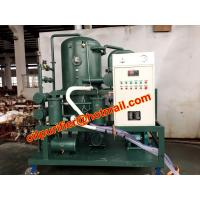China Transformer Oil Filtration Machine ( 2 stage vacuum) forTransformer Maintenance onsite working oil purifier wholesale
