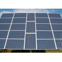 China High Efficiency Poly Solar Panel , 270 Wp Solar Cell Module Easy Installation wholesale