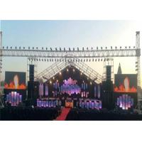 China SMD P6 Outdoor Video Stage Background LED Screen Board High Definition wholesale
