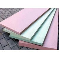 China Customized Waterproof Rigid XPS Insulation Board / Thick Extruded Polystyrene Foam Sheets wholesale