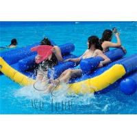 China lake inflatables water games/floating water park playground for sale wholesale