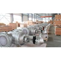 China 18 Inch API 600 Gate Valve Trim 600lb Ring Type Joint CN7M Body , BW Connect on sale