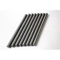 China SK30N Solid Carbide Rods With 0.3 - 0.4 um Grain Size 300 - 330 mm Length SGS wholesale