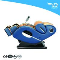 China 2018 new 3D airbag zero gravity S L shape massage chair wholesale