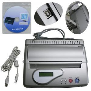 China Low Noise High Speed USB Tattoo Transfer Machine , Tattoo Accessories on sale