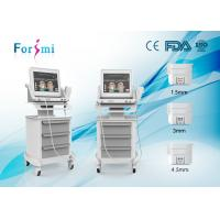 China 2016 new arrivals! Newest ultrasound hifu pigment lesion removal machine on sale
