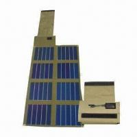 China Flexible Solar Module with Foldable Packing wholesale