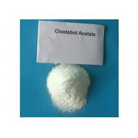 China Chlorotestosterone Testosterone Raw Powder , Hormone Anabolic Steroid Powder Supplements wholesale