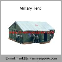 China Wholesale Cheap China Military Green Camo Field Combat Hospital Army Police Tent wholesale