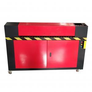 China Metal CO2 Laser Engraving Machine / Desktop Co2 Laser Engraver Cutter wholesale