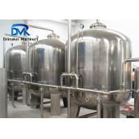 China Commercial Reverse Osmosis Water Filtration System / Drinking 2ater Treatment Machine wholesale