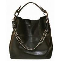 China Genuine Cow Leather Handbag in Top Fashion Style/Made Of Quality Material on sale