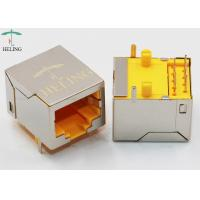 Buy cheap REACH Side Entry RJ45 Jack Modular Connector THT MJ5608-T011-RF1 from wholesalers