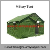 China Wholesale Cheap China Military Green Outdoor  Emergency Relief Army Police Tent wholesale
