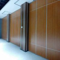 China Movable Office Partition Folding Sliding Partition Wall For Banquet Hall wholesale