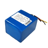 China 12V 12.8Ah 18650 Rechargeable Lithium Ion Battery Pack wholesale