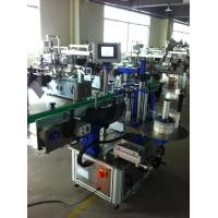 China Full Automatic Sticker Label Applicator , Bottle Labeling Machine With CE Certification wholesale
