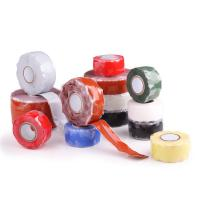 China Silicone Rubber Self Fusing Tape Rescue Bonding  Waterproof Silicone Repair Tape wholesale