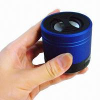 China MP3 Mini Speaker with Bluetooth FM Radio Function wholesale