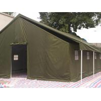 China Aluminum Frame PVC Cover Army Tarpaulin Tent for Military or Outdoor Event wholesale