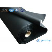China Fireproof Waterpfoof Acid Proof Fabric 1.1mm Thickness For Chemistry Industry wholesale
